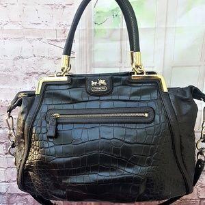 COACH Madison Ltd Edtion Pinnacle Handbag